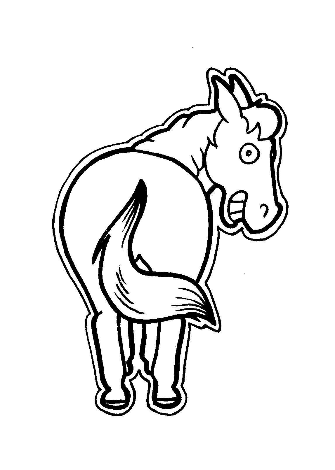 Free coloring pages of lightning bolt for Lightning bolt coloring page